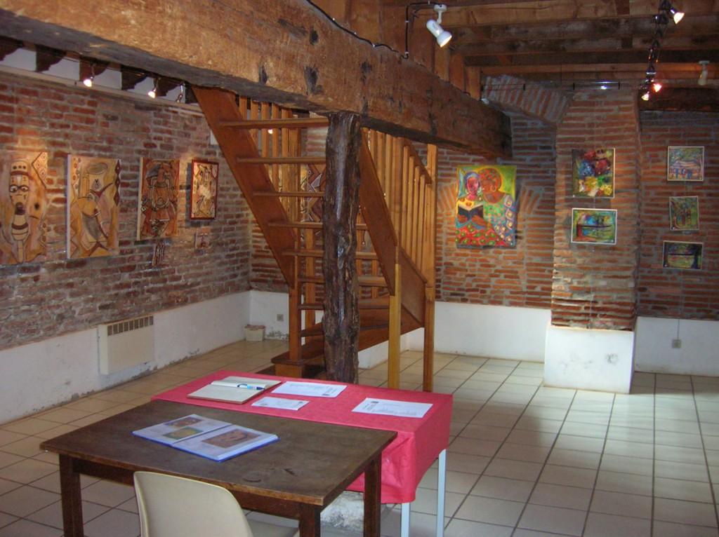 Salle d exposition mairie de grenade - Office du tourisme grenade ...