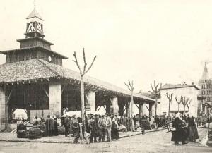 La Halle vers 1927
