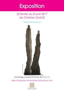 Exposition de Christian Glace @ Salle d'Exposition Municipale | Grenade | Languedoc-Roussillon Midi-Pyrénées | France