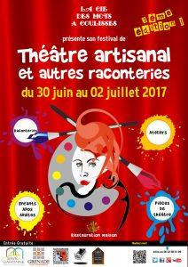 Théâtre artisanal et autres raconteries @ Salle des Fêtes | Grenade | Languedoc-Roussillon Midi-Pyrénées | France