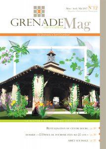 Couverture Bulletin Municipal Mars / Avril / Mai 2017
