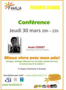 Familia - Conférence
