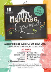 Marchés Gourmands @ Sous la Halle