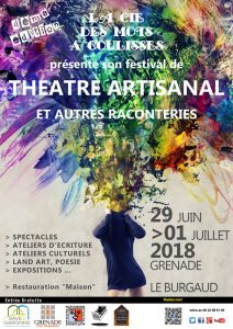Théâtre artisanal @ Salle des Fêtes | Grenade | Occitanie | France