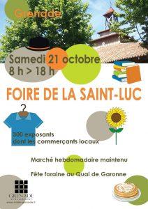 Foire de la Saint-Luc
