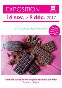 Exposition : Du cacao au chocolat @ Salle d'Expostion Municipale Léonard de Vinci | Grenade | Occitanie | France