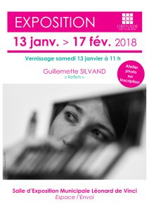 Exposition : Reflets @ Salle d'Expostion Municipale Léonard de Vinci | Grenade | Occitanie | France