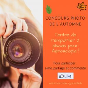 Concours photo de l'automne