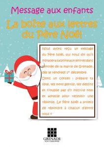 Boîte aux lettres du Père Noël @ Toulon | Provence-Alpes-Côte d'Azur | France