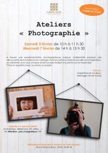 "Ateliers ""Photographie"""