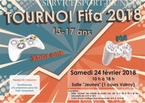Tournoi Service Sport-Jeunesse