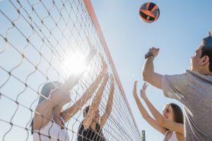 Tournoi Volley