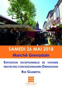 Marché Grenadain