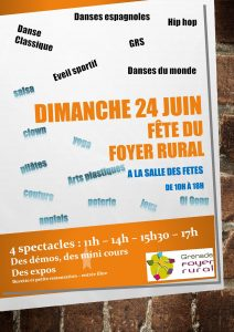Fête du foyer rural
