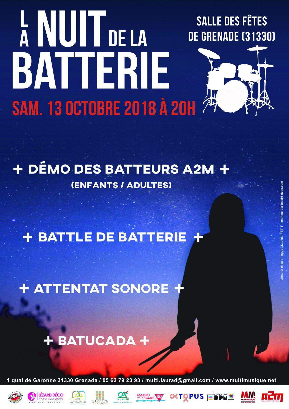 La Nuit de la Batterie