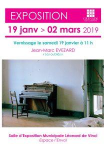 Exposition : Les oubliés @ Salle d'Exposition Municipale Léonard de Vinci | Grenade | Occitanie | France