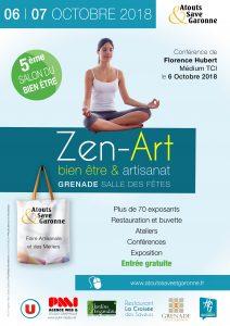 Salon Zen-Art @ Salle des Fêtes | Grenade | Occitanie | France