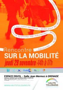 Rencontre sur la mobilité @ Salle Jean Mermoz