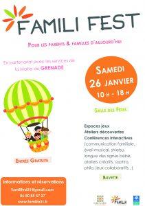 Famili Fest @ Salle des Fêtes