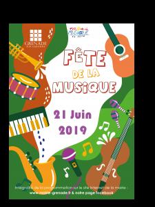 Fête de la musique @ Centre-ville | Grenade | Occitanie | France