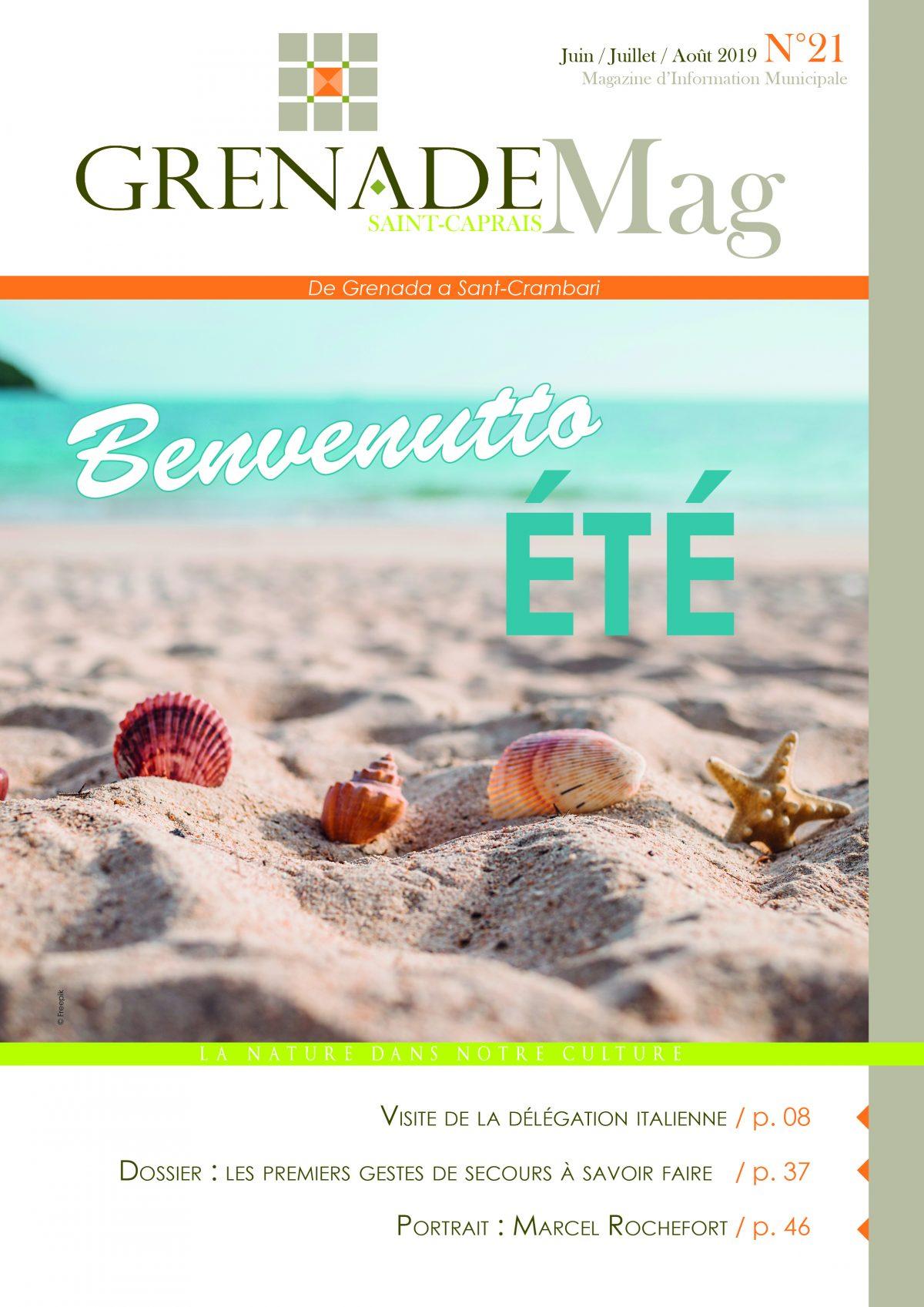 Bulletin municipal Juin / Juillet / Août 2019