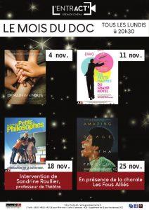 Le Mois du Doc au cinéma l'Entract' @ Cinéma Grenade | Grenade | Occitanie | France