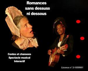 Romances sans dessus ni dessus @ Foyer rural de Grenade | Grenade | Occitanie | France