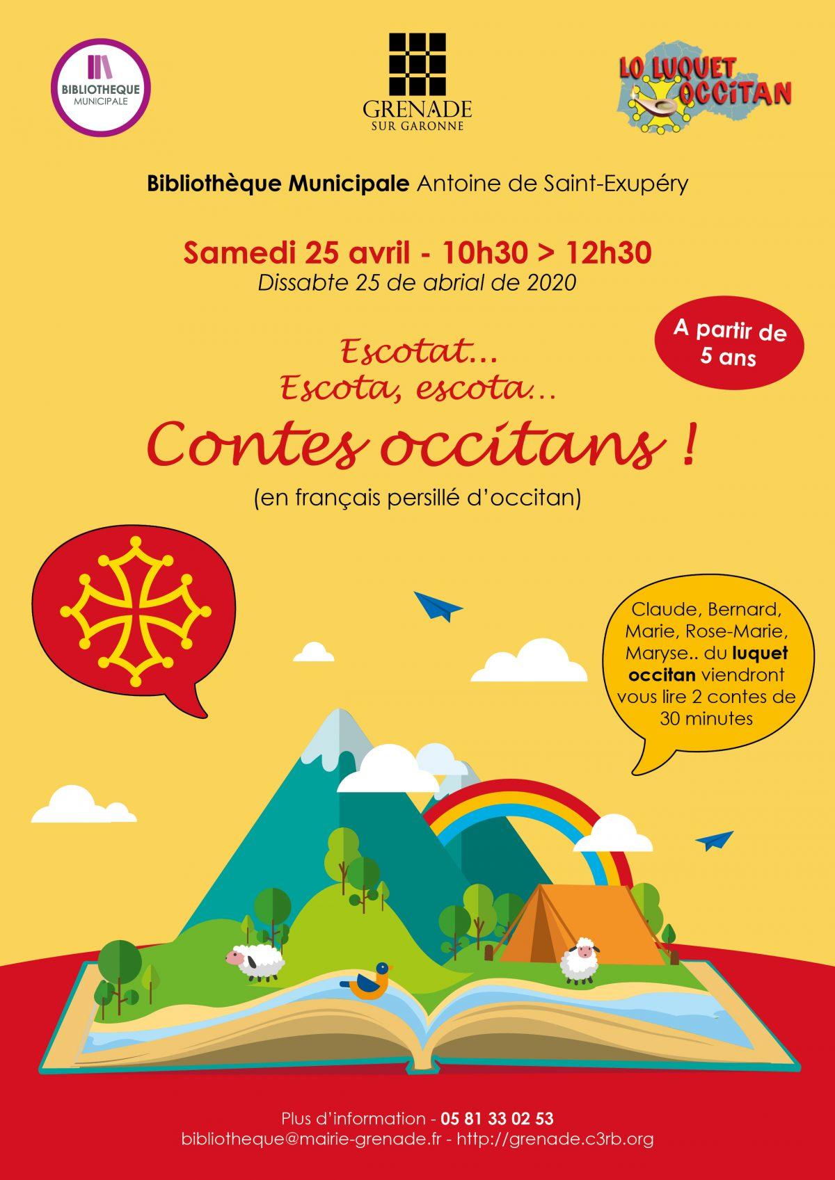 Contes occitans