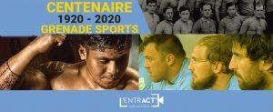 Rugby : Une passion en image @ Cinéma l'Entract' | Grenade | Occitanie | France
