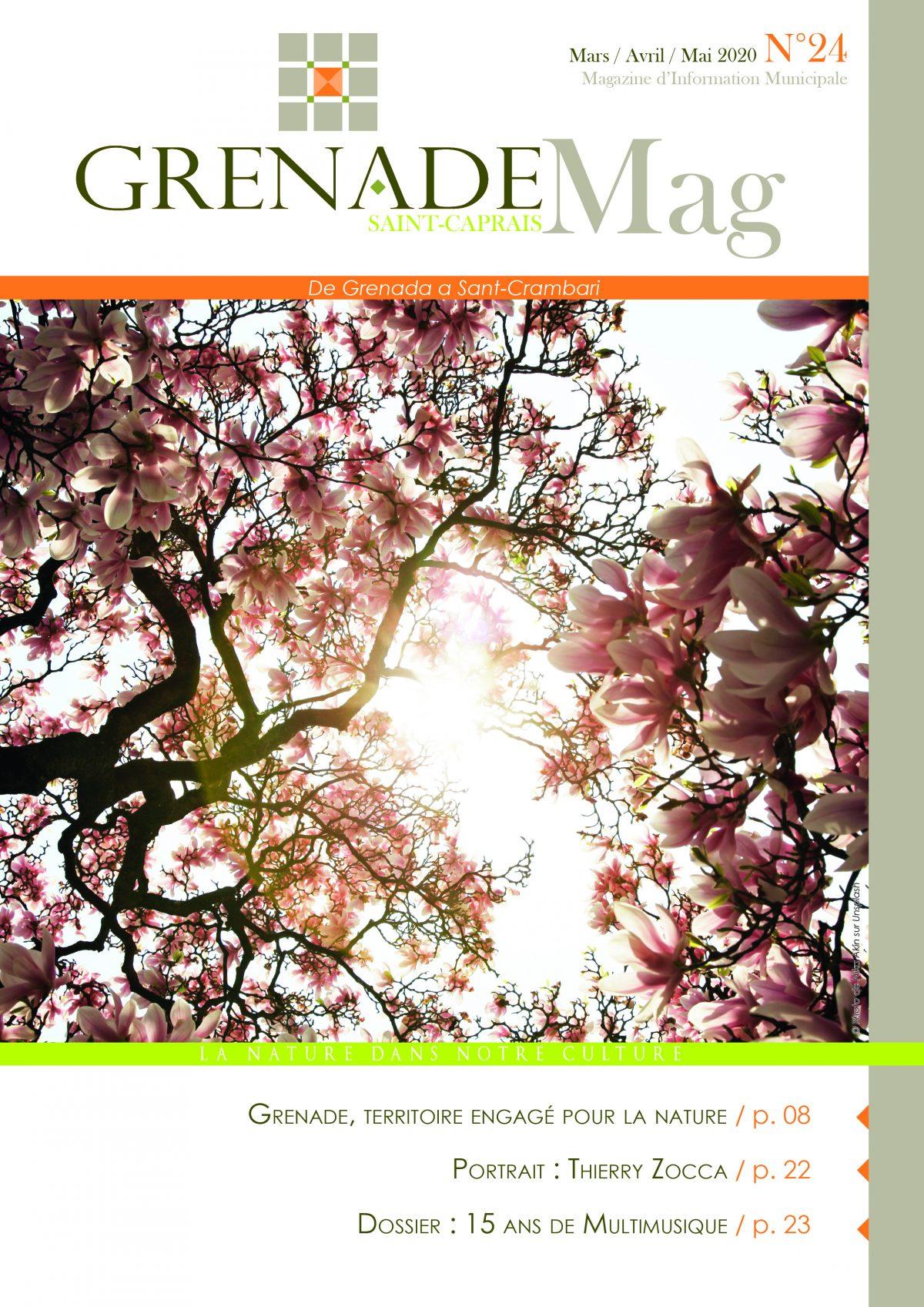 Bulletin municipal Mars / Avril / Mai 2020