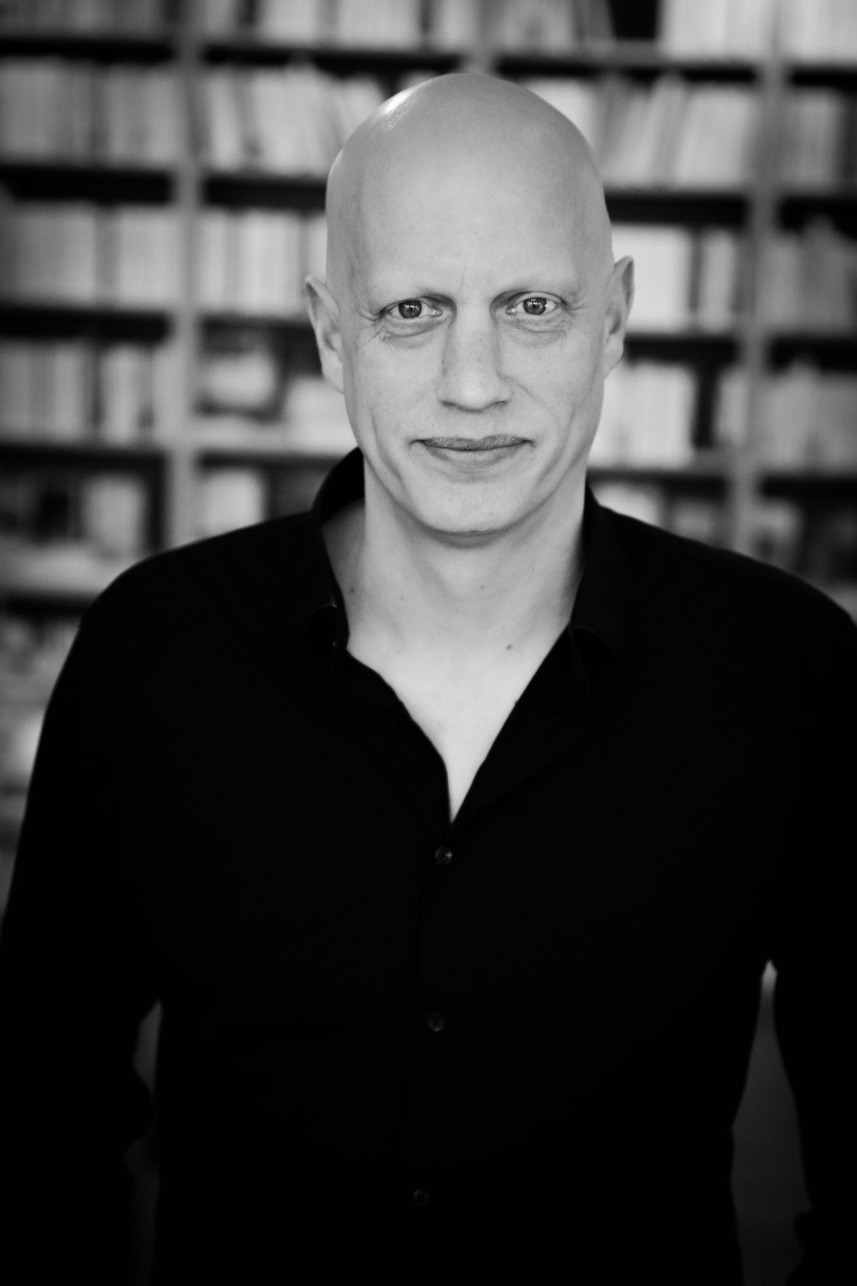 Rencontre-Dédicace avec Frédéric Paulin, auteur de polars