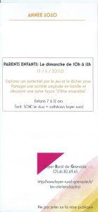 Matinée sophro-théâtre parents-enfants @ Salle La Parenthèse | Grenade | Occitanie | France