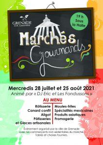 Marchés Gourmands