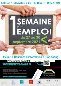 Semaine de l'emploi @ Salle Jean Mermoz | Grenade | Occitanie | France