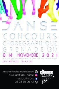 Concours Chorégraphique @ Salles des Fêtes | Grenade | Occitanie | France
